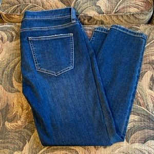 Current/Elliot Ankle Jeans